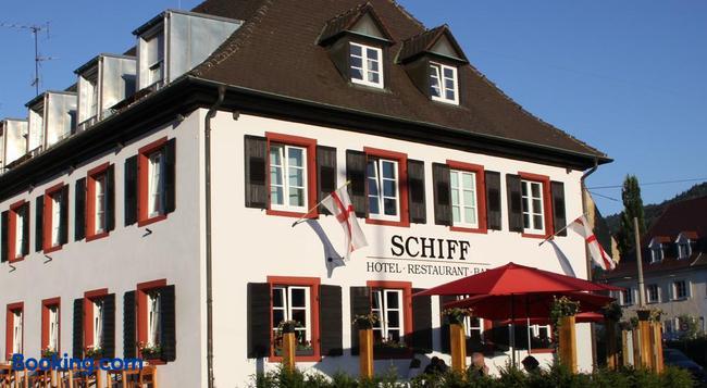 Gasthaus Schiff - Freiburg im Breisgau - Building