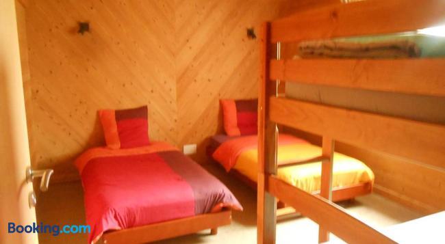 Gîte du Rotenberg - Bergheim - Bedroom