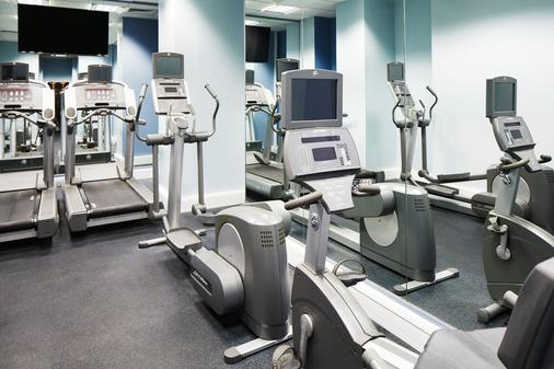Club Quarters Hotel, Trafalgar Square - London - Gym