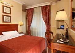 Hotel Cristoforo Colombo - Rome - Bedroom