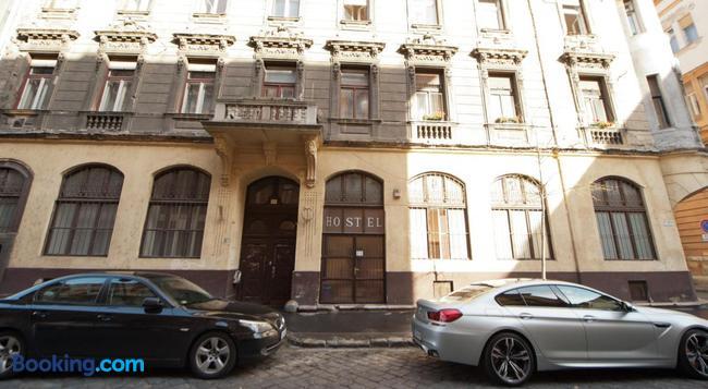 Deep Guest House - Budapest - Building
