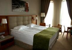 Cityhotel - Kiev - Bedroom