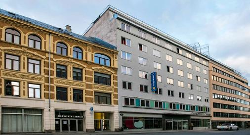 Comfort Hotel Xpress Youngstorget - Oslo - Outdoor view