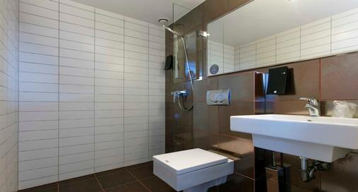 Comfort Hotel Xpress Youngstorget - Oslo - Bathroom