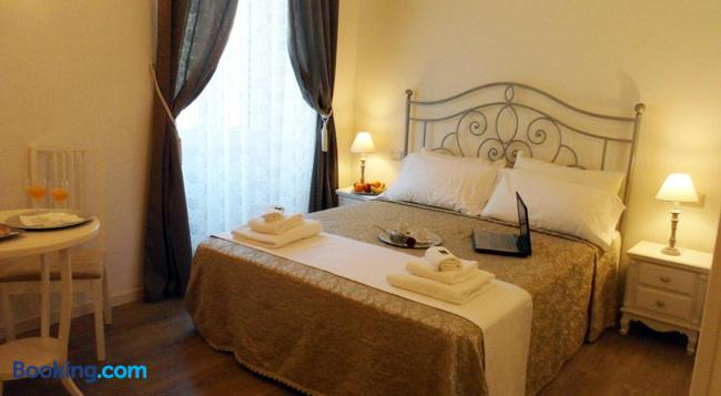 Dante's in Vaticano - Rome - Bedroom