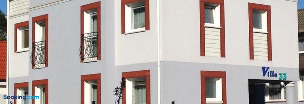 Villa 33 - Sopot - Building