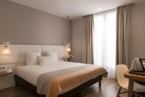 Hotel Magenta 38 by Happyculture - Paris - Bedroom