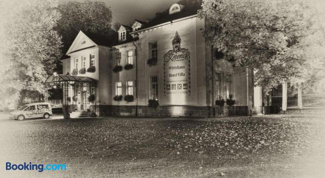 Hotel Villa Wirtshaus Köpenick - Hofgeismar - Building