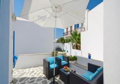 Poseidon - Naxos - Balcony