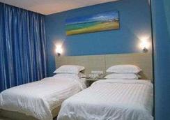 Super 8 Hotel Quanzhou Creative Park - Quanzhou - Bedroom