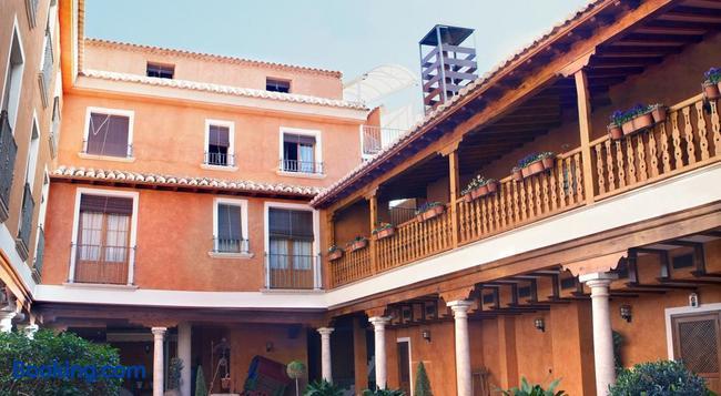 Hotel Menano - Manzanares - Building