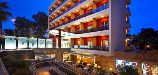 Mll Mediterranean Bay - Adults Only - El Arenal - Building