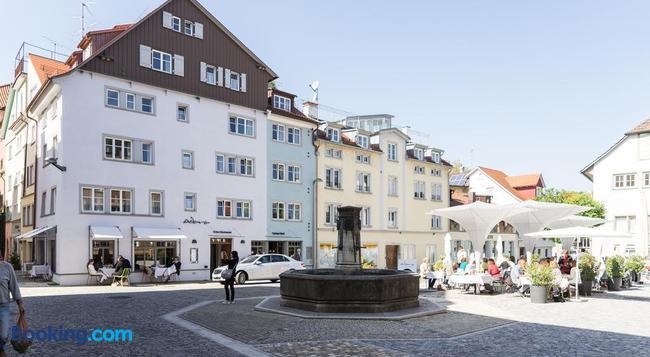 Boutique - Hotel Adara - Lindau - Building
