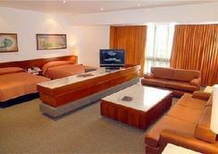 Sevilla Palace Hotel - Mexico City - Bedroom