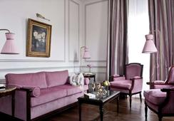 Hôtel de Sèze - Bordeaux - Bedroom