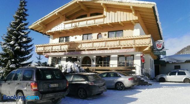 Pension Essbaum - Walchsee - Building