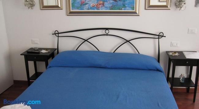 Suite Argentina - Rome - Bedroom