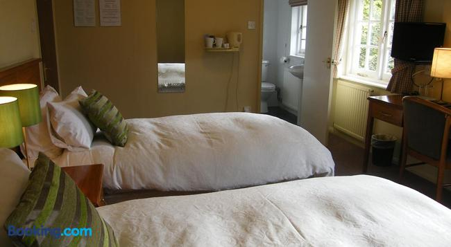 Tumbling Weir Hotel - Exeter - Bedroom
