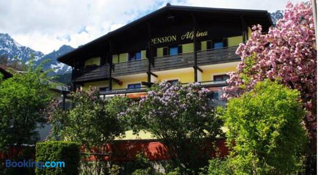 Café Pension Alpina - Innsbruck - Building