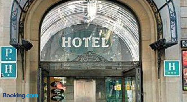 Hotel Toledano Ramblas - Barcelona - Building