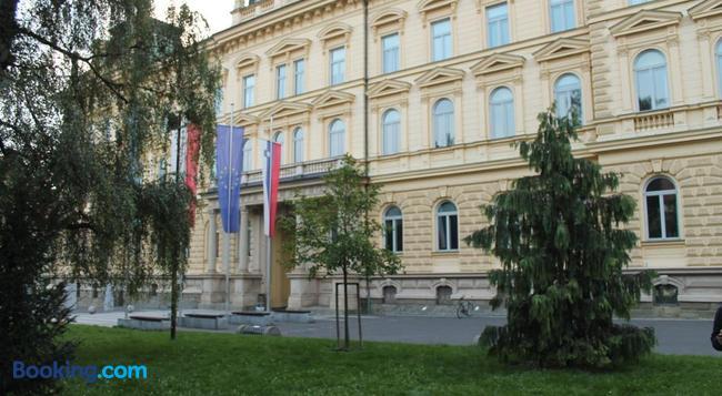 Anna House - Maribor - Building