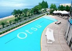 Lake Biwa Otsu Prince Hotel - Otsu - Pool