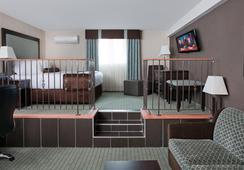 Coast Lethbridge Hotel & Conference Centre - Lethbridge - Bedroom
