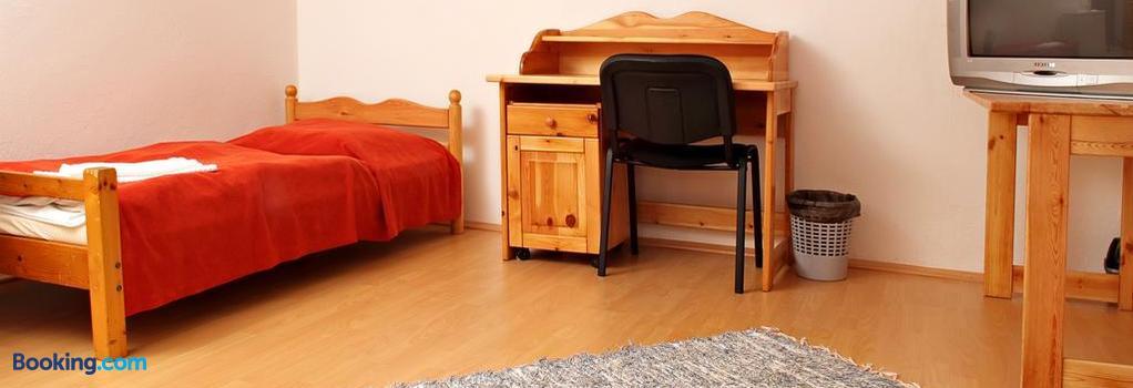 Liszt Apartman - Pecs - Bedroom