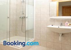 Liszt Apartman - Pecs - Bathroom