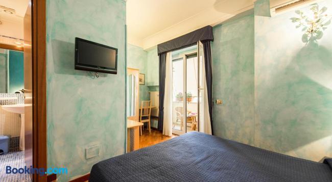 Rifugio Di Roma - Rome - Bedroom