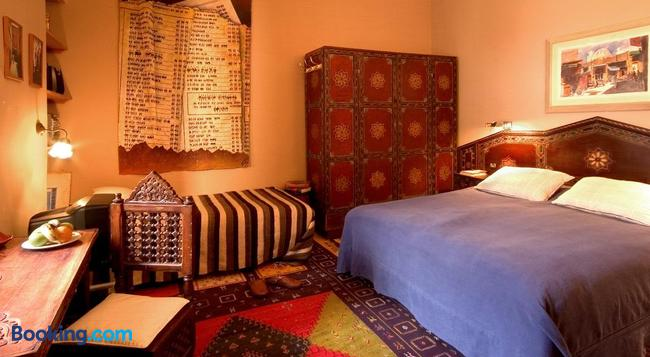 Riad Noga - Marrakesh - Bedroom