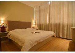 Super 8 Hotel Beijing Lai Guang Ying - Beijing - Bedroom