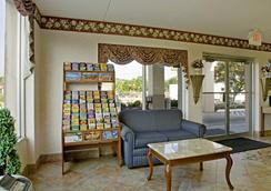 Americas Best Value Inn - Knoxville - Lobby