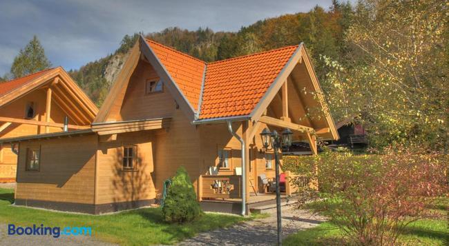 Mountain Inn Chalets & Apartments - Walchsee - Building