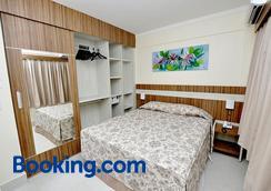 Apartamento L'Acqua - Caldas Novas - Bedroom