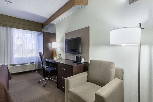 Sleep Inn University - El Paso - Living room