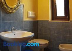 la Casetta Degli Aranci - Agrigento - Bathroom