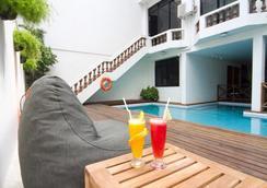 Kam Hotel - Male - Pool