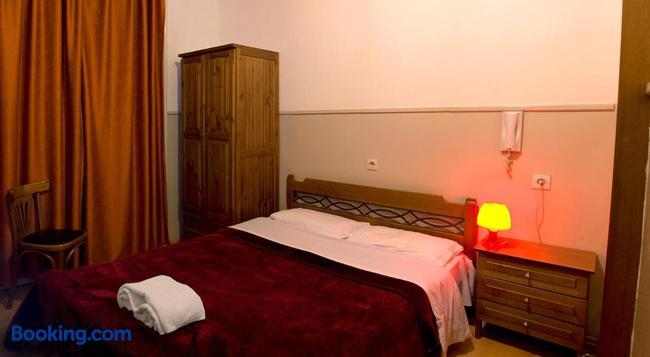 Argo - Thessaloniki - Bedroom