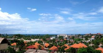 U Paasha Seminyak Bali - Kuta - Building