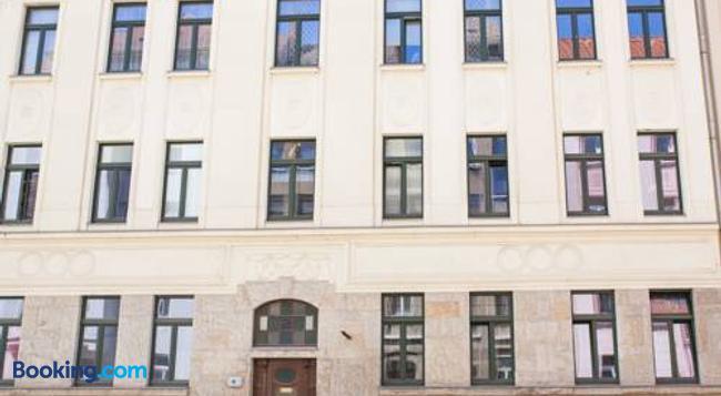 Ferienwohnung Leipzig Ost - Leipzig - Building