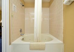 Americas Best Value Inn San Mateo/San Francisco - San Mateo - Bathroom