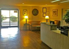 Americas Best Value Inn - Austin - Lobby