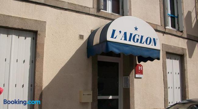 Hotel l'Aiglon - Limoges - Building