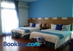 Jing Xiang Hua Nong B&B - Yilan City - Bedroom