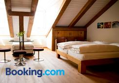 Ferienwohnung Schwert - Thun - Bedroom