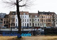 1 2 Trois Le Roi - Ghent - Outdoor view