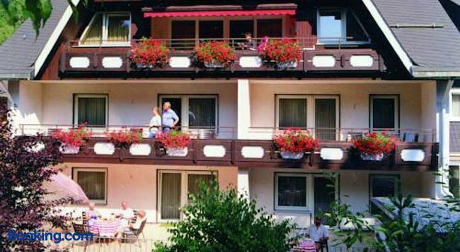Aparthotel Jägerhaus - Willingen - Building