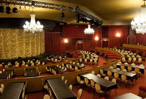 Plaza Hotel and Casino - Las Vegas - Banquet hall