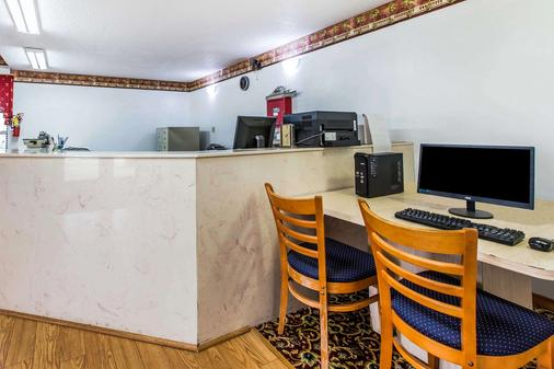 Econo Lodge Inn, & Suites - Albany - Business centre
